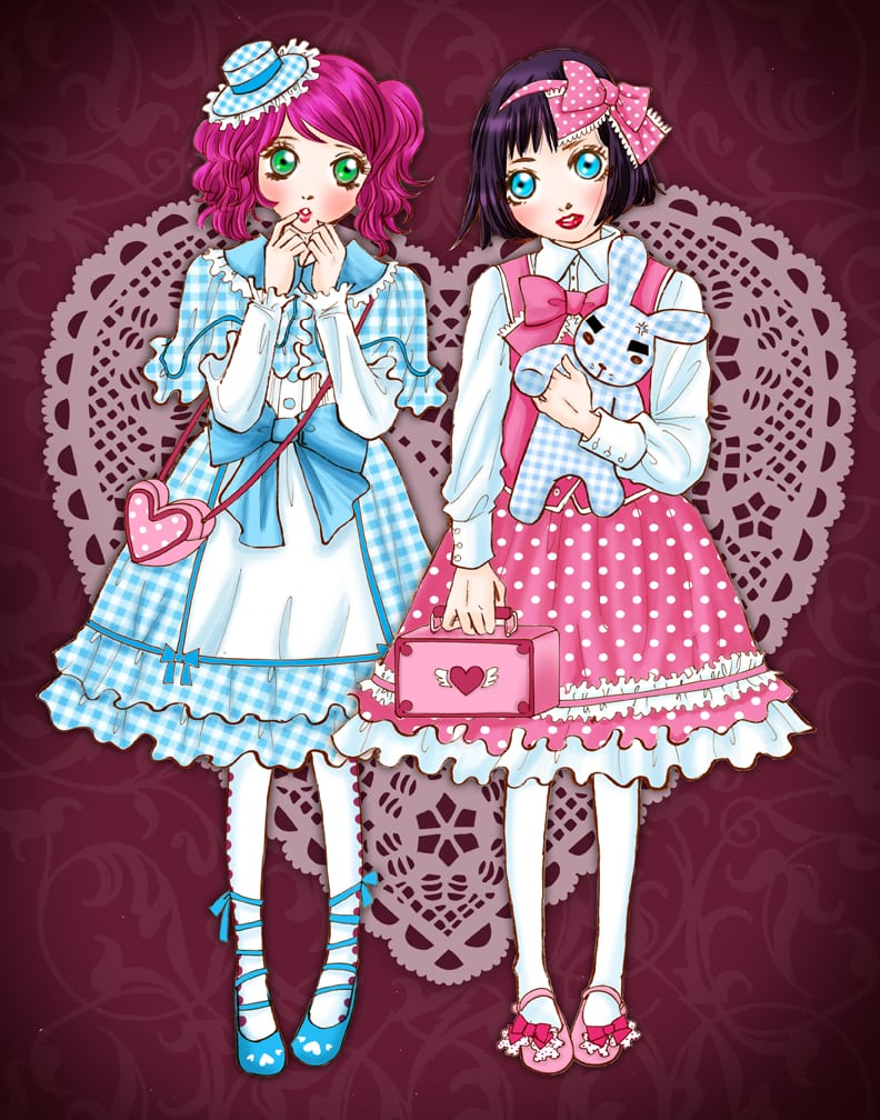 misako_rocks_LolitaPosterPoster