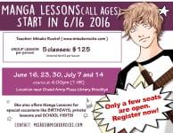 MangaClassBrooklyn